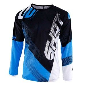 Shot Crossshirt Devo Ultimate Black/Blue