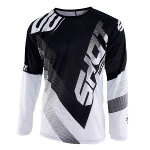 Shot Crossshirt Devo Ultimate Black/White