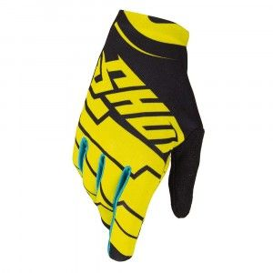 Shot Crosshandschoenen Skin Yellow
