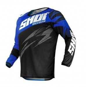 Shot Crossshirt Devo Ventury Blue