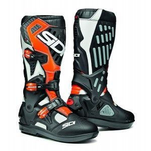 Sidi Crosslaarzen Atojo SRS Black/Fluor Orange