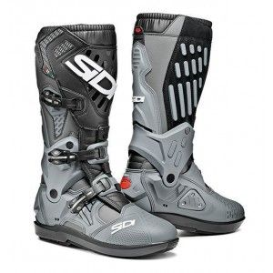 Sidi Crosslaarzen Atojo SRS Black/Grey