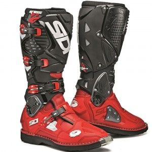 Sidi Crosslaarzen Crossfire 3 Black/Red
