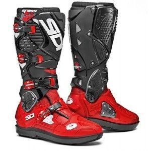 Sidi Crosslaarzen Crossfire 3 SRS Black/Red