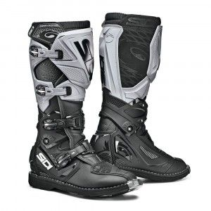 Sidi Crosslaarzen X-3 Black/Grey
