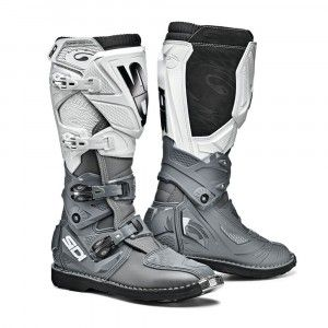 Sidi Crosslaarzen X-3 Grey/White