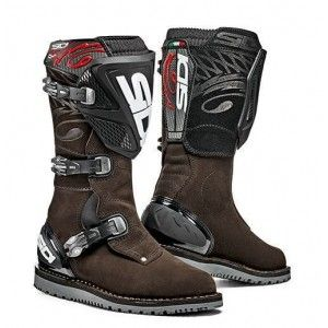 Sidi Laarzen Trial Zero.1 Brown