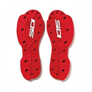 Sidi SMS Supermotard Sole Red