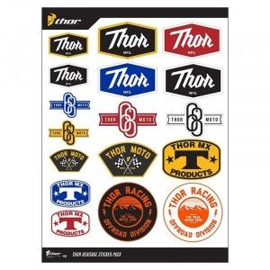 Thor Decal Sheets Heritage