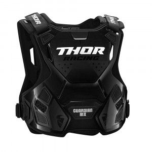 Thor Body Protector Guardian MX Black