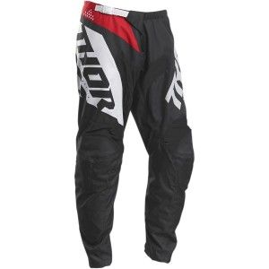 Thor Crossbroek Sector Blade Charcoal/Red