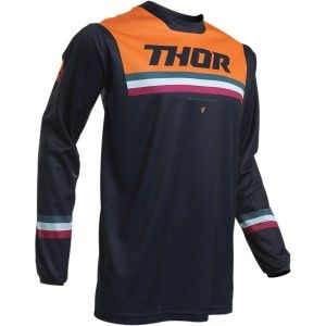 Thor Shirt Prime Pro Strut Orange