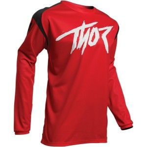 Thor Crossshirt Sector Link Red