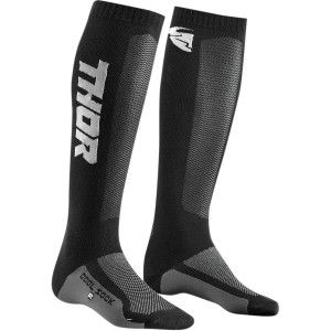 Thor Crosssokken MX Cool Black/Grey