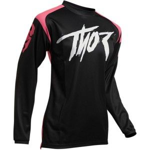 Thor Dames Crossshirt Sector Woman Pink