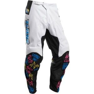 Thor Kinder Broek Pulse Fast Boyz White