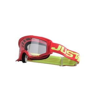 Just1 Vitro Crossbril Red/Yellow Fluo